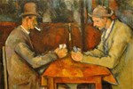 Famous Paintings: The Card Players
