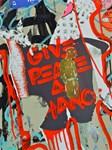 New York City Graffiti: Give Peace A Chance