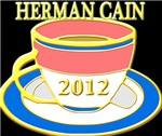 cain 2012 tea party