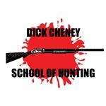 Dick Cheney School of Hunting