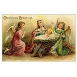 Angel Nativity