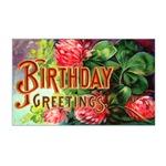 Victorian Birthday Greetings