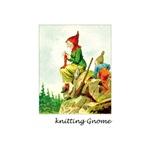 Knitting Gnome