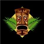 Hawaiian Tiki god