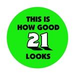 21st Birthday - Happy Birthday