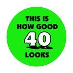40th Birthday - Happy Birthday