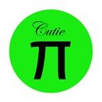 Cutie Pi - Geek Humor