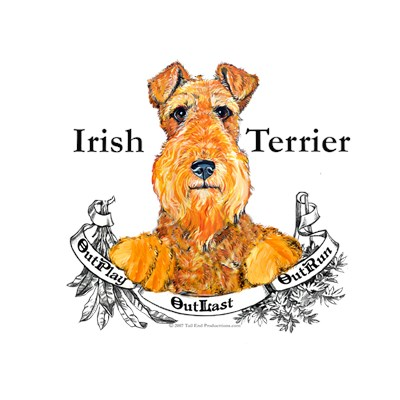 Irish Terrier Gifts for Dog Lovers