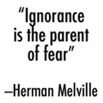 Ignorance is the parent