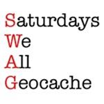 Saturday geocaching