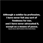 Ulysses S. Grant Quote