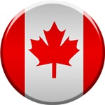 Canadian Button