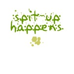 Spit-up happens