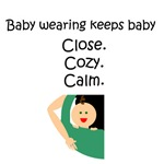 Baby Wearing Keeps Baby...