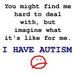 Autism deal with it