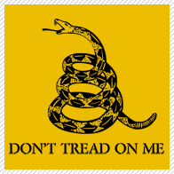 Don't Tread on Me (Gadsden Flag)