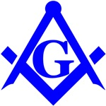Masonic Square and Compass #14