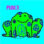 Frog Peace
