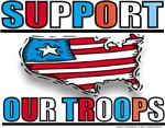 SUPPORT OUR TROOPS.