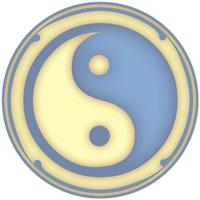 Yin-Yang -Ivory
