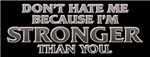 DON'T HATE