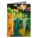 AUTUMN CANTICLE (5 x 7 inches) Pkg of 10 $19.99