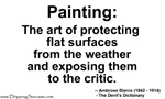 Painting: art of protecting...