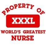 Property of Nurse