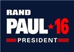 Rand Paul - President