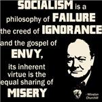 Churchill Socialism Quote