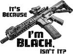 It's Because I'm Black