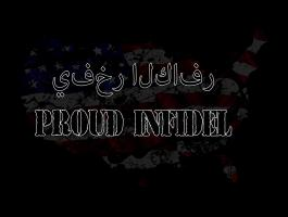 Proud to be an Infidel !