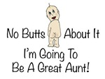 Baby Butt Great Aunt To Be