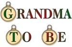 Christmas Grandma To Be