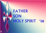 FATHER,SON,HOLY SPIRIT  08