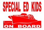 BABY/KIDS/FAMILY-SPECIAL ED KIDS