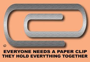 HUMOR/PAPER CLIP