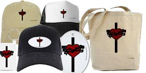 Hats, Totes, Aprons, Misc...