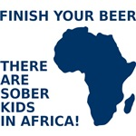 Finish your beer