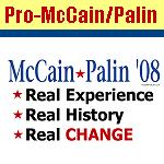McCain T-Shirts & McCain/Palin Tees