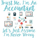 Trust Me I'm An Accountant