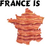 France is Bacon. Knowledge is Power