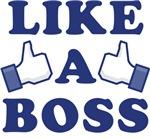Like a Boss day