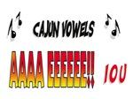 Cajun Vowels