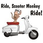 Monkey-Boy Lambretta