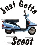 Just Gotta Scoot Riva