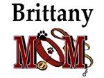 Brittany Spaniel Mom