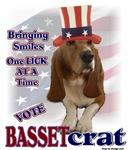BASSETcrat Basset Hound