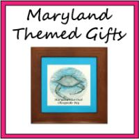 Maryland Themed Gifts