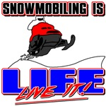 Snowmobile Life Design